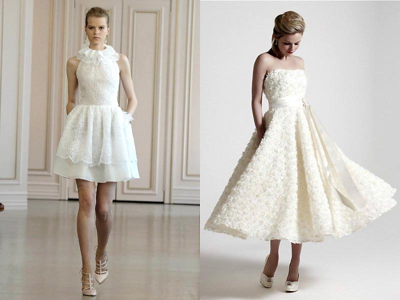 1219a3a29f Právě tato legendární žena udělala svatební oblečení krátkou. Chanel si  dokonale prostudovala přání dívky a snažila se vytvořit pohodlné a  elegantní ...